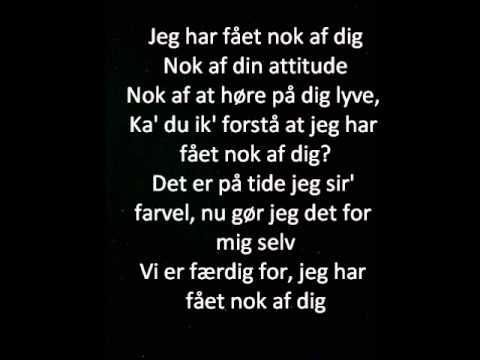 Basim - Nok Af Dig lyrics