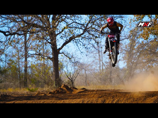 How to Properly Ride a Technical Motocross Rhythm Section