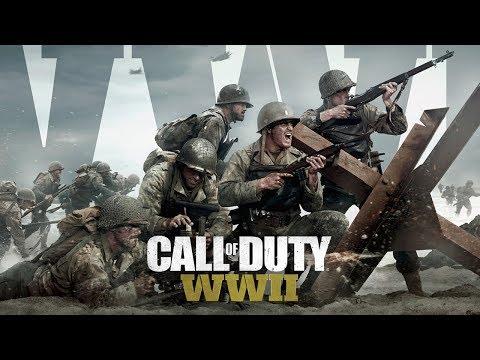 CALL OF DUTY WW2 NOVO TRAILER DA CAMPANHA