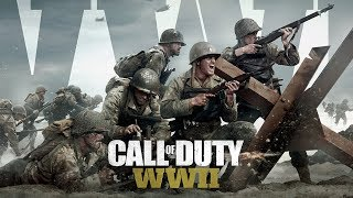 CALL OF DUTY WW2 NOVO TRAILER DA CAMPANHA