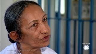 Viúva negra do sertão revela ao Repórter Record Investigação que recebe cartas de amor
