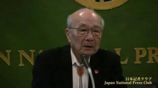 田中煕巳 日本原水爆被害者団体協議会事務局長 2011.8.23