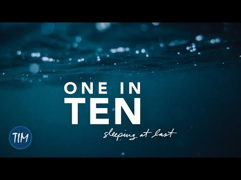 """""""One In Ten"""" (from """"The Spring"""")   Sleeping At Last"""