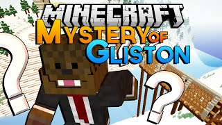 ABOMINABLE SNOWMAN BOSS Minecraft CHALLENGE Mystery of Gliston Part 2 (25 Days of Christmas)