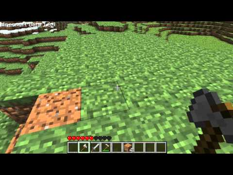 Minecraft Beta 1.6.4 - Tool Bug