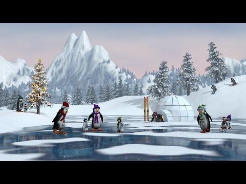 Christmas Music - Penguin Pond