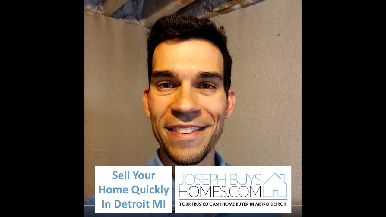 Sell Your Home Quickly In Detroit MI  | CALL 586.991.3237 | We Buy Houses Detroit