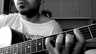 Chi tene o mare - Pino Daniele - cover chitarra