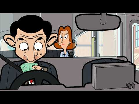 Mr Bean Animated | TAXI BEAN | Season 2 | Full Episodes Compilation | Cartoons For Children