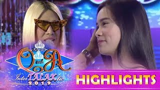 It's Showtime Miss Q & A: Vice Ganda asks Ate Girl for her understanding