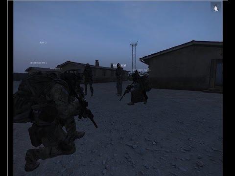 "USSOCOM ""Chaos in Karachinar"" 04MAR2015"