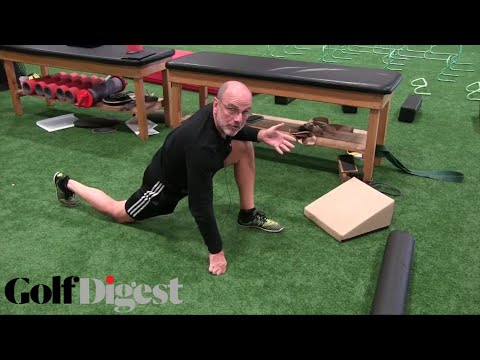 Strength Coach Shows How To Develop Hip Mobility For Golfers | Fitness Friday | Golf Digest
