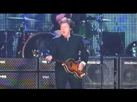 JET ( Paul Mc Cartney - Live New York City - 2010 ) HD.