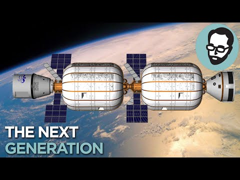 The Next-Gen Space Stations That Could Replace The ISS   Answers With Joe