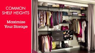How To Design A Closet - Quicktip Episode 3