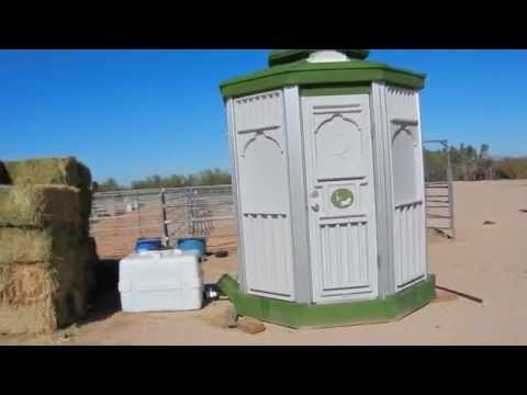 Self Contained Pv Powered Domestic Toilet And Wastewat