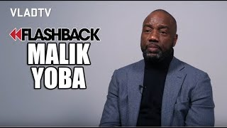 Malik Yoba on Playing a Transgender Character in His Play (Flashback)