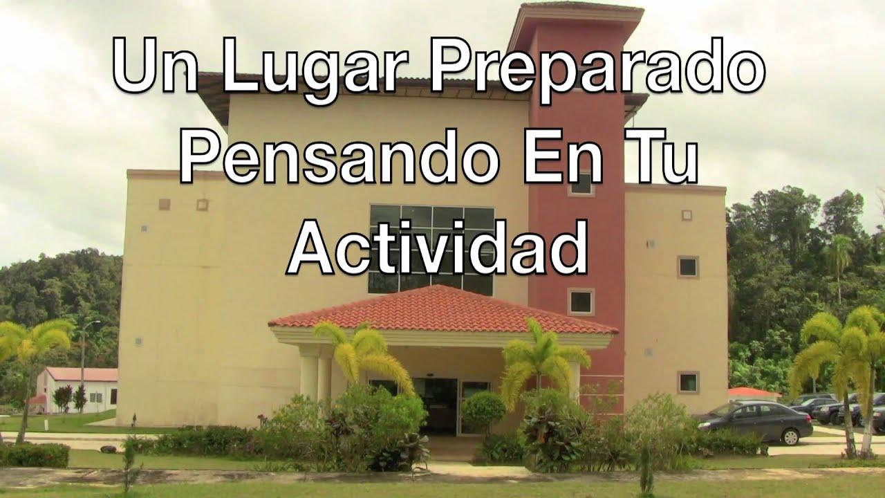 Centro de actividades de la iglesia de dios m b youtube - Centros unico oficinas centrales ...