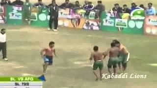 Pakistan vs India Kabaddi Match Punjab Youth Festival March 2014 P2