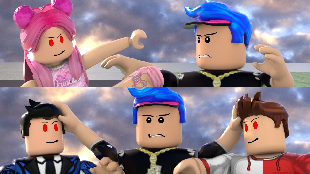Download ROBLOX BULLY Story - 🎵 🔥 Diamond Eyes - Flutter 🔥 🎵 - PART 5