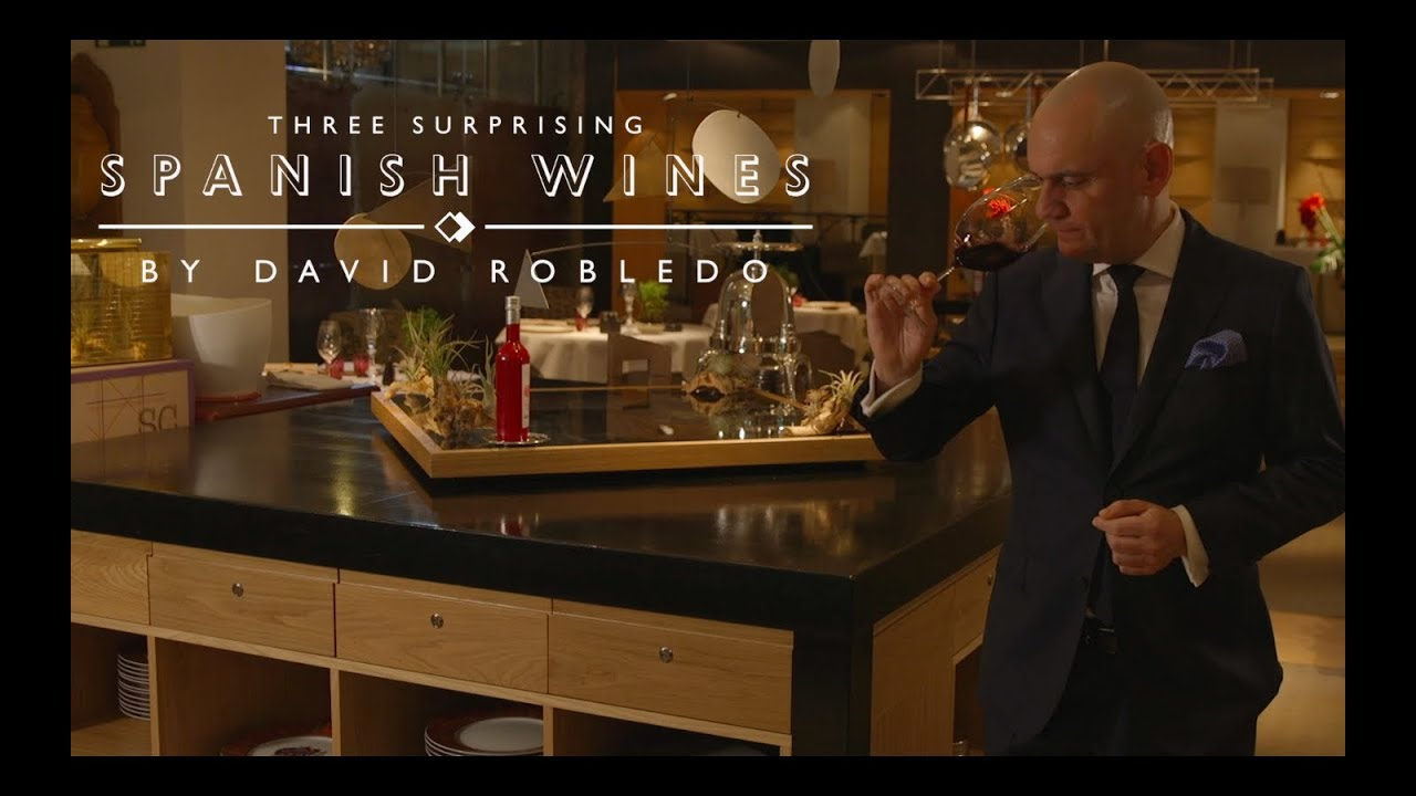 Three Surprising Spanish Wines With Sommelier David Robledo