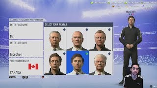 THE START OF SOMETHING SPECIAL? - FIFA 19 MANAGER CAREER MODE #1
