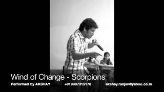 Wind of Change - Akshay