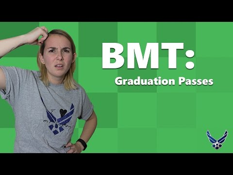 Air Force BMT: What if my graduation visitor pass never arrives? [Military Spouse Guides]