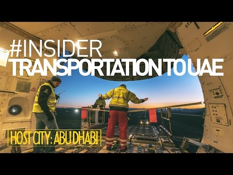 Solar Impulse 2 Airplane Transportation To Abu Dhabi With a B747  #Insider
