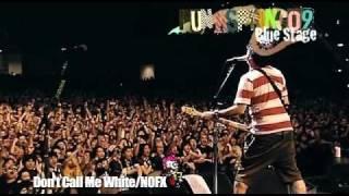 NOFX - Punkspring Festival Japan 009 Set List: 1) Stickin In My Eye...
