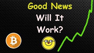 Will GOOD NEWS Send Bitcoin To The Moon? 🔴 LIVE