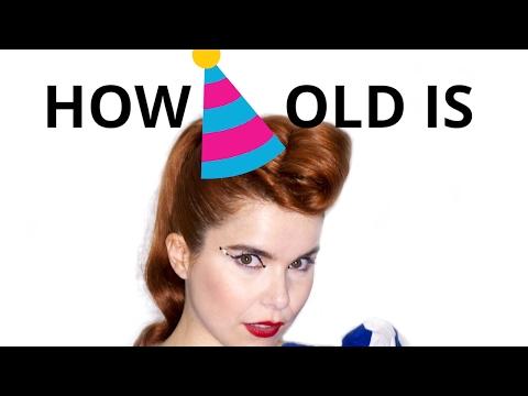 How Old Is Paloma Faith? 🍰🎈