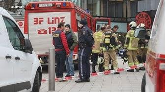 Casino- und Hotelgebäude in Linz-Innere Stadt wegen Brand evakuiert
