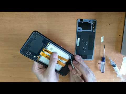 Samsung A7 2018 Замена дисплея