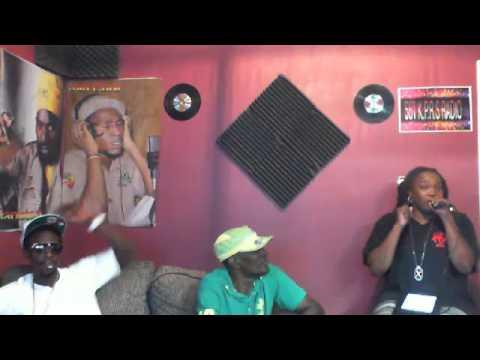 561 K.P.R.S. RADIO/ FADA SNAKIE/INTERVIEW