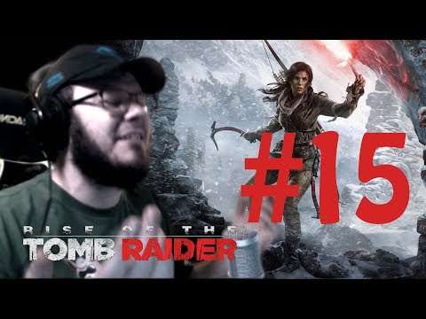 """AARON PLAYS Rise of the Tomb Raider #15: """"The Deathless Ones"""""""