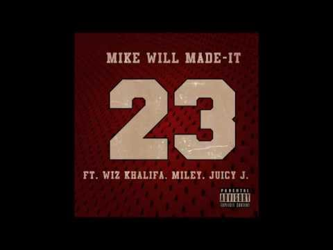 MikeWillMadeIt ft Miley Cyrus, Wiz Khalifa, Juicy J - 23 (Chopped and Screwed by DJ Daddy)