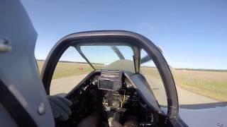 Sierra Sue II Flight Takeoff