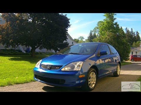 Honda Civic EP3: 220K+ Mile Car Detail - Critical Details