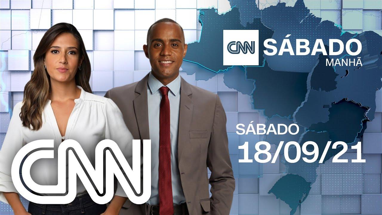 Download CNN SÁBADO MANHÃ - 18/09/2021