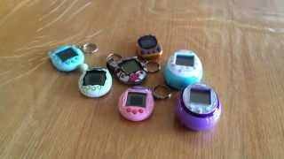 My Small Tamagotchi and Virtual Pet Collection