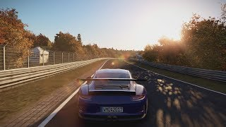 Project CARS 2 [PC] - Porsche 911 GT3 RS at Nordschleife