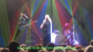 [HD] Love Someone ~ Rea Garvey @Köln 2016-08-06 [incl. Bad in der Menge]