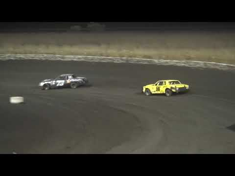 2017 Fall Extravaganza Night 1 Hobby Stock Heat Lee County Speedway 10/7/17