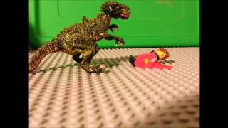 Lego Jurassic World: Bottom of the Food Chain