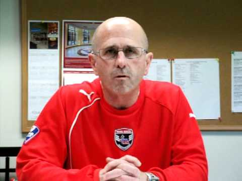 tom goodman support for fysa academy