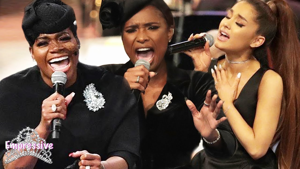 Best of Aretha Franklin's Homegoing: Fantasia, Ariana Grande, Jennifer Hudson, etc.