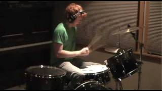 Does It Offend You, Yeah? - Attack of the 60 Ft Lesbian Octopus Drum Cover