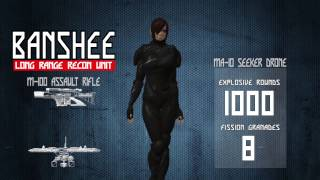 Banshee Long Range Recon Unit