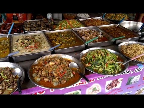 Thai Street Food Bangkok Soi 8 Sukhumvit Road